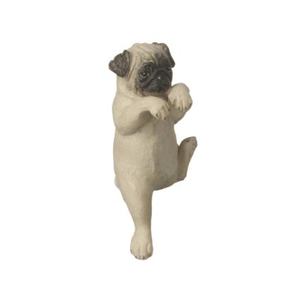 Pug pot hanger