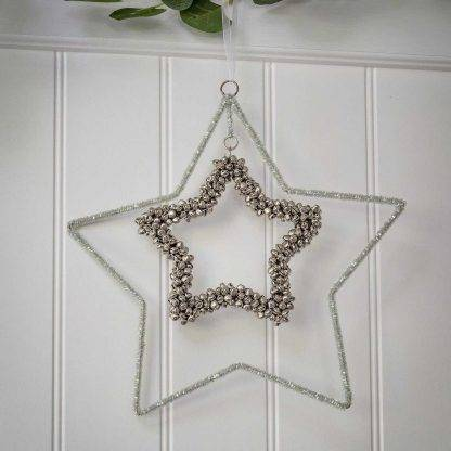2 Layer Star Decoration