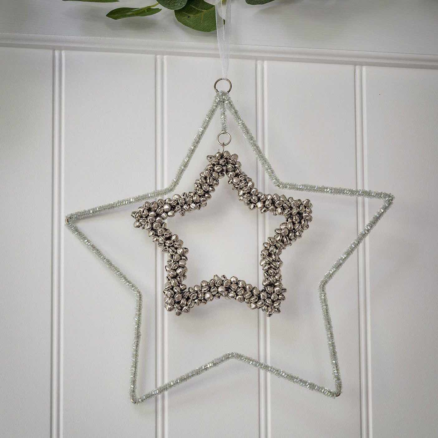 2 Layer Star Decoration