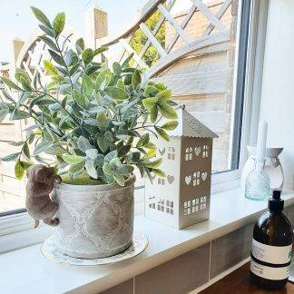 Faux Potted Sage