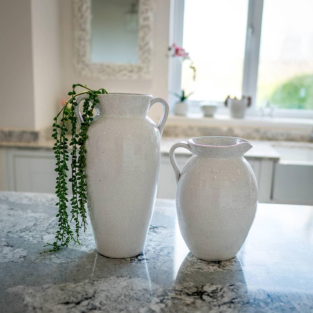 Artificial pearl spray - Faux Plants