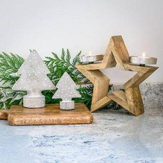 Concrete Christmas Trees