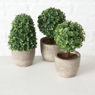 Set of 3 Artificial Trees